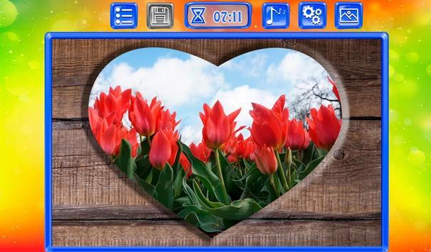 Les puzzles pour toute la famille capture d'écran 7