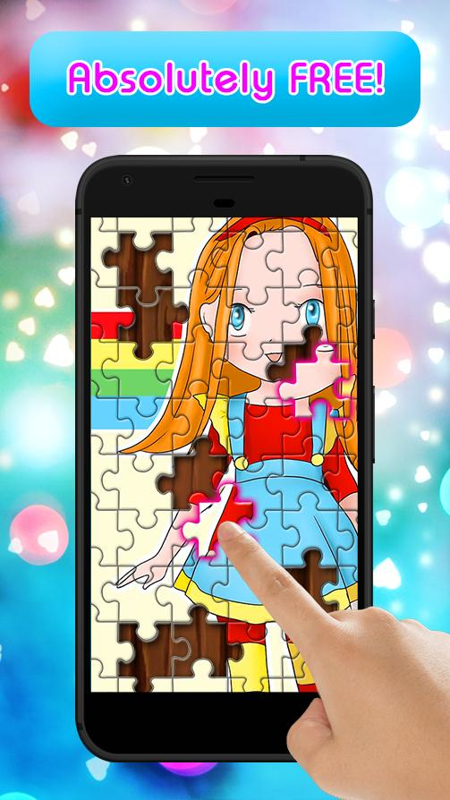 Puzzles For Toddlers Jigsaw Puzzle For Kids для андроид