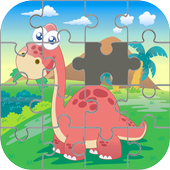 Jigsaw Puzzle for Kids - Preschool Animal Puzzle icon