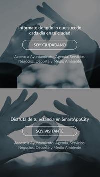 SmartAppCity screenshot 1