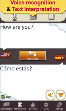 Spanish Conversation MasterPRO screenshot 2