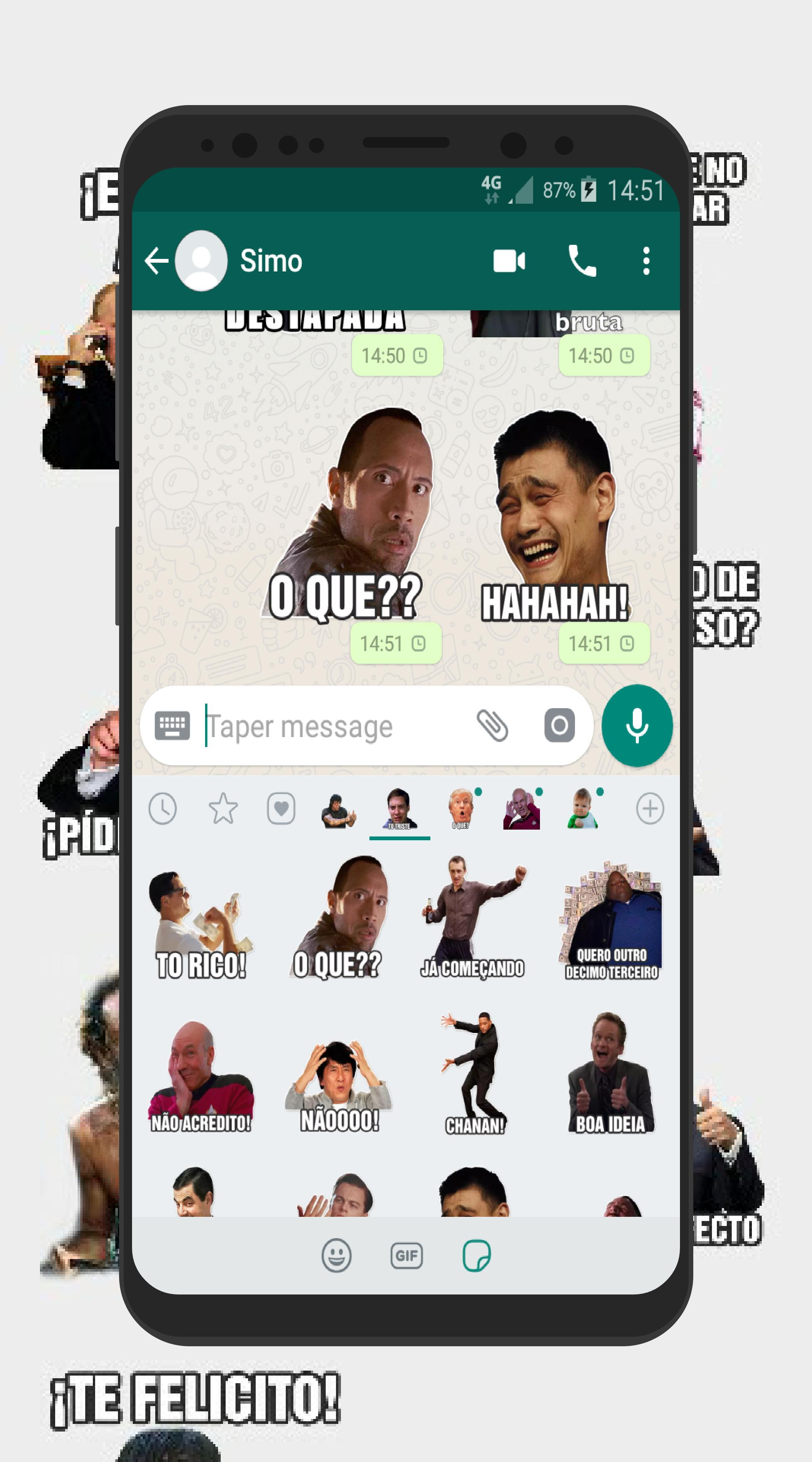 Wastickerapps Memes Frases Sticker Para Whatsapp For Android Apk Download