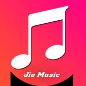 Jio Music icon