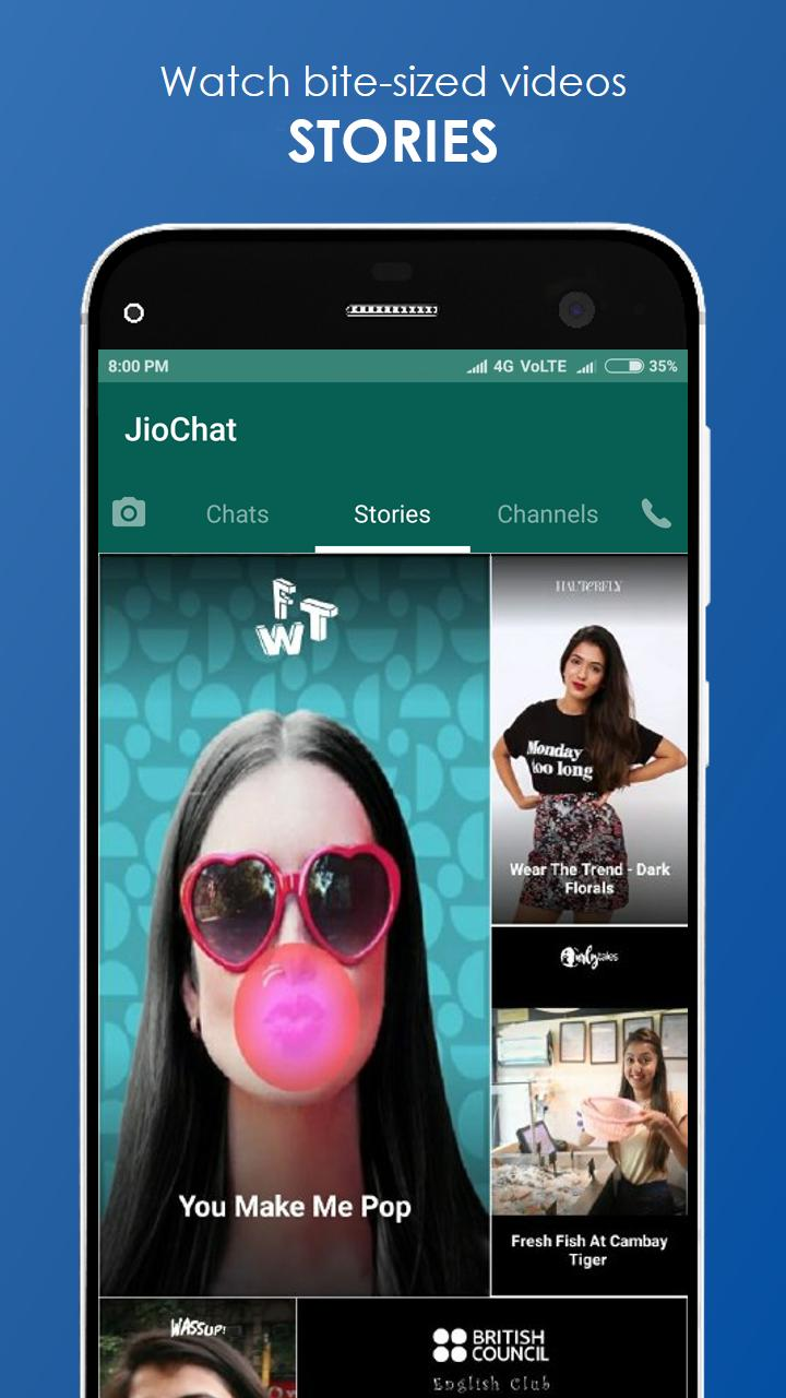 JioChat for Android - APK Download