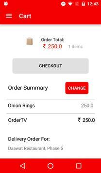 jiORDER - Online Food Ordering screenshot 17