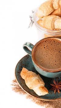 Coffee HD Wallpaper screenshot 3