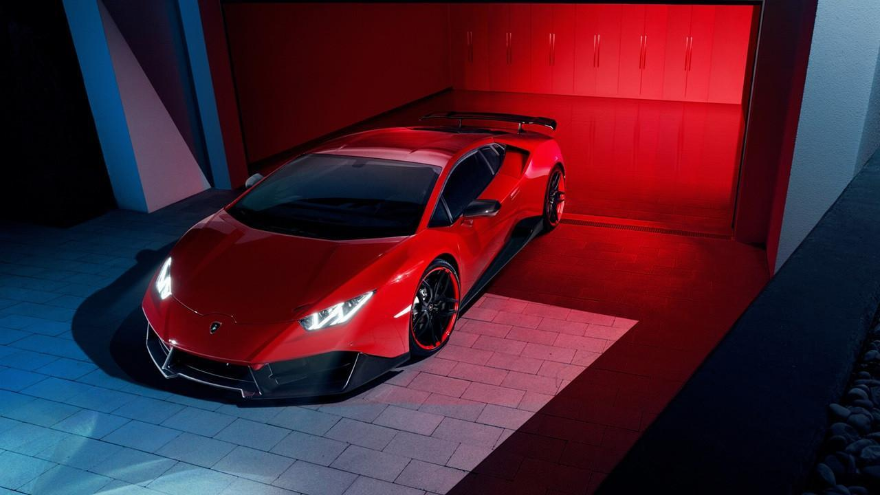 Red Lamborghini Huracan Wallpaper For Android Apk Download