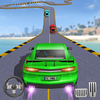 Crazy Car Driving Simulator 2 - Impossible Tracks アイコン