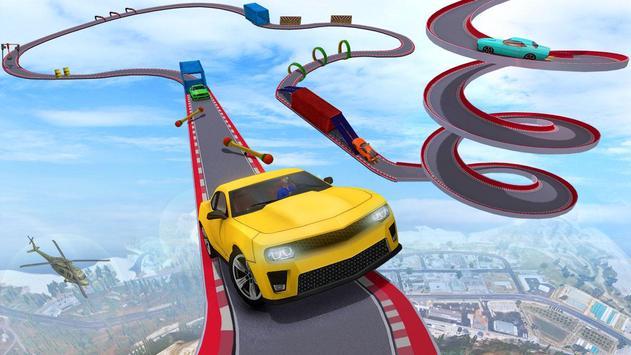 Crazy Car Driving Simulator 2 - Impossible Tracks poster