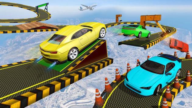 Crazy Car Driving Simulator 2 - Impossible Tracks screenshot 1