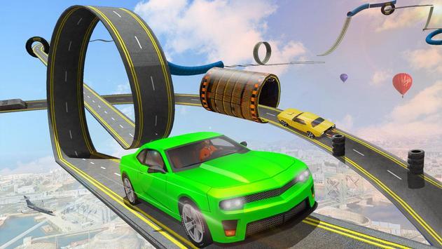 Crazy Car Driving Simulator 2 - Impossible Tracks screenshot 2