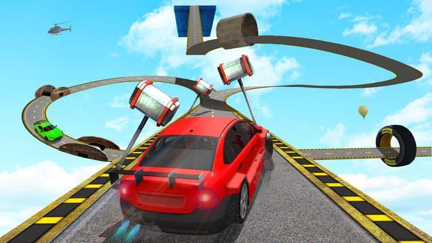 Crazy Car Driving Simulator 2 - Impossible Tracks screenshot 3