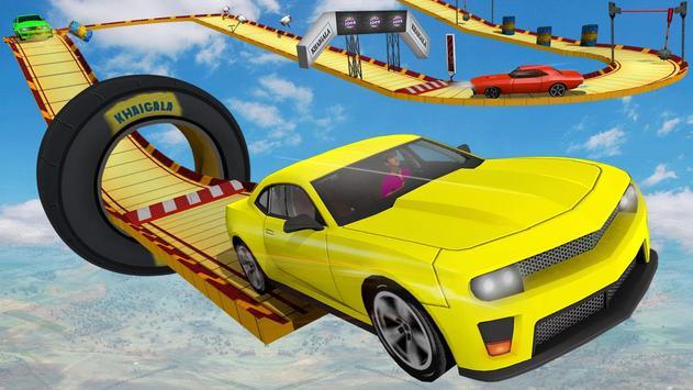 Crazy Car Driving Simulator 2 - Impossible Tracks screenshot 4