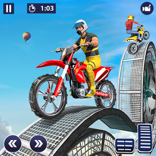 Download Bike Stunt Racing 3D Bike Games – Free Games 2021 For Android 2021