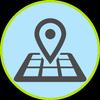 ファインダー / iPhoneやAndroid携帯電話の位置を確認 أيقونة