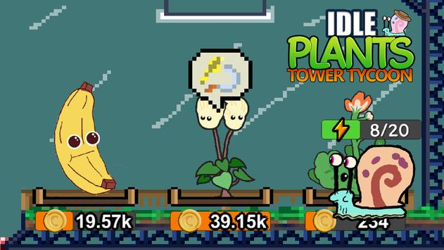 Idle Plants Tower Tycoon - Vertical Farming Empire screenshot 3