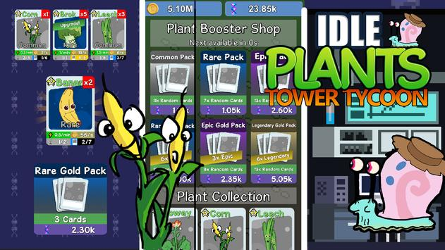 Idle Plants Tower Tycoon - Vertical Farming Empire screenshot 2