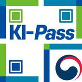 전자출입명부(KI-Pass) 보건복지부 아이콘
