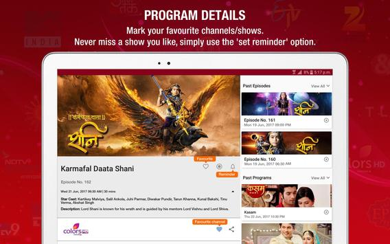 JioTV स्क्रीनशॉट 11