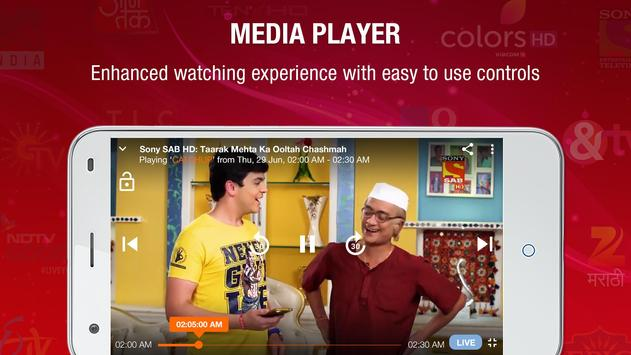 JioTV screenshot 2
