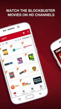 JioTV स्क्रीनशॉट 3
