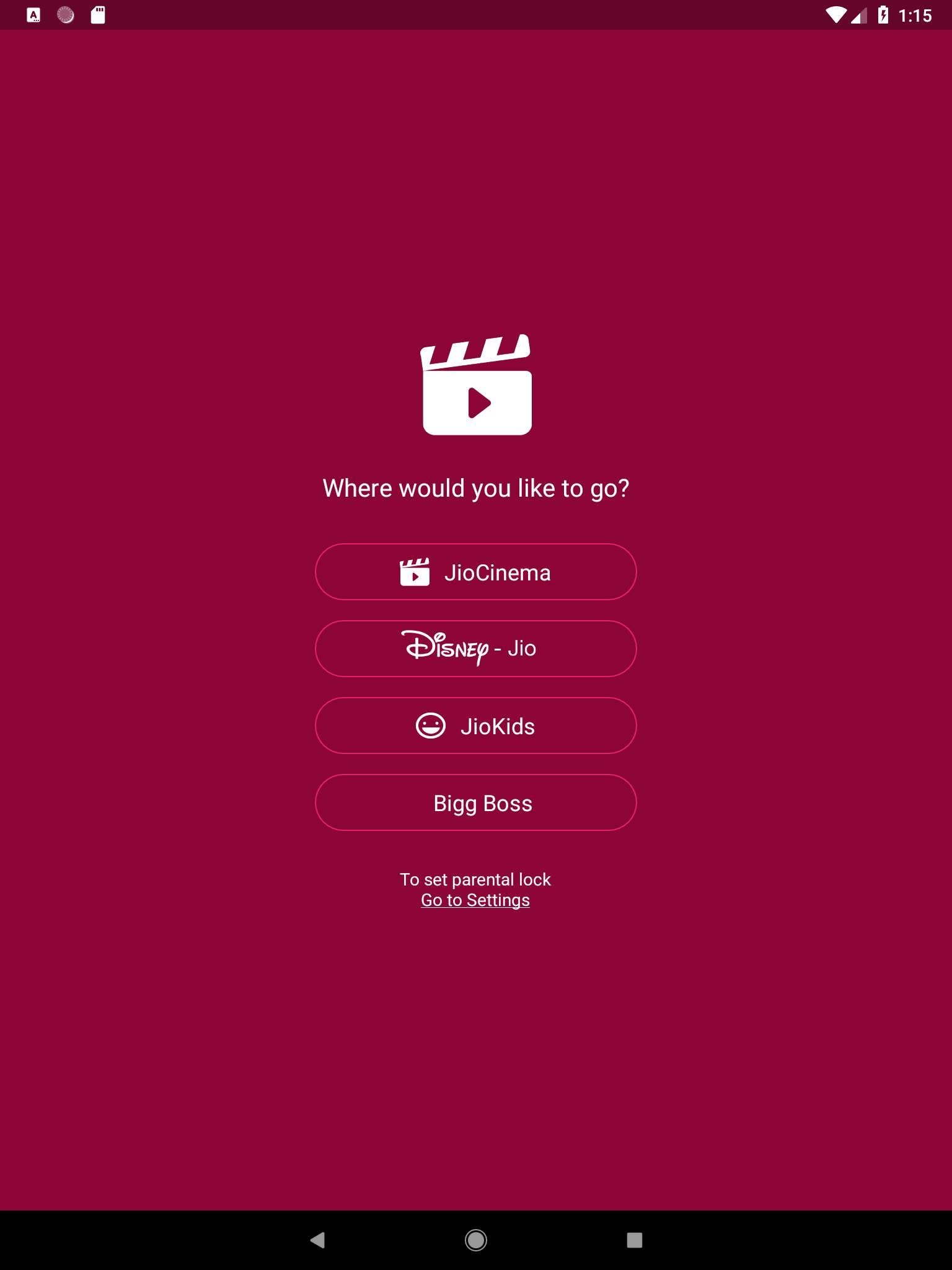 JioCinema for Android - APK Download