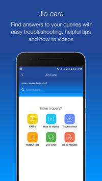 MyJio screenshot 7