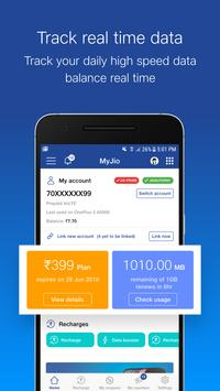 MyJio screenshot 5