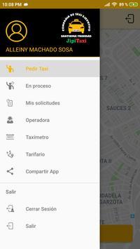JipiTaxi screenshot 1