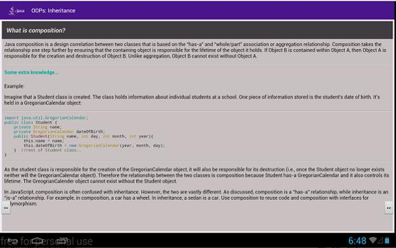 Java Interview Questions for Android - APK Download