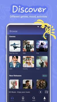 GO Music screenshot 2
