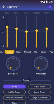 GO Reproductor de música captura de pantalla 6