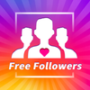 Followers&Likes to up for instagram أيقونة