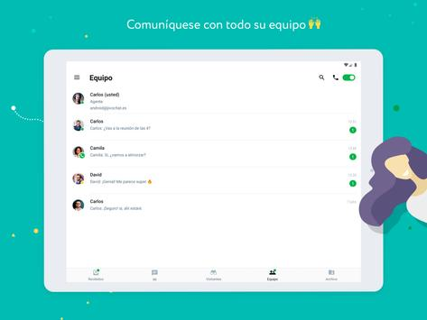 JivoChat captura de pantalla 10
