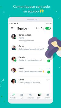JivoChat captura de pantalla 4