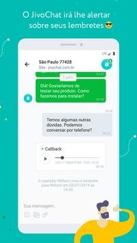 JivoChat imagem de tela 1