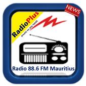 radio plus mauritius icon