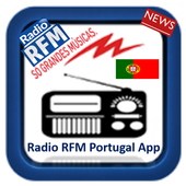 rfm radio portugal app icon