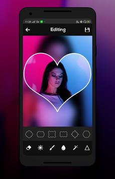 Focos - DSLR Auto Blur Effect screenshot 4