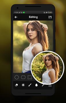 Focos - DSLR Auto Blur Effect screenshot 3