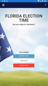 Election Time poster