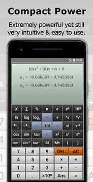 Full Scientific Calculator Ekran Görüntüsü 3