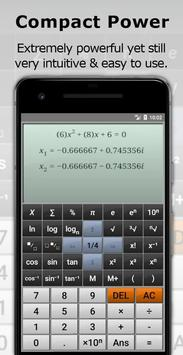 Full Scientific Calculator Ekran Görüntüsü 10