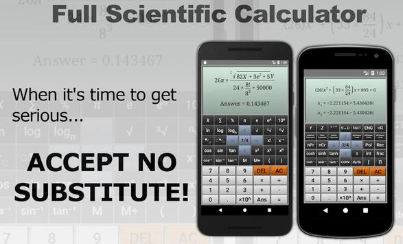 Full Scientific Calculator Ekran Görüntüsü 13