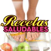 🍓 Recetas Saludables - Comida Fácil y Sana icon
