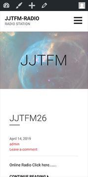 JJTFM screenshot 1