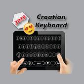 Croatian keyboard JK: Hrvatske Tipkovnice icon