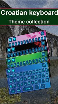 Croatian keyboard JK: Hrvatske Tipkovnice poster