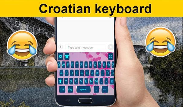 Croatian keyboard JK: Hrvatske Tipkovnice screenshot 13