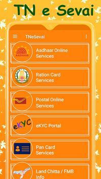 TN e-Sevai : Tamilnadu e Services screenshot 3